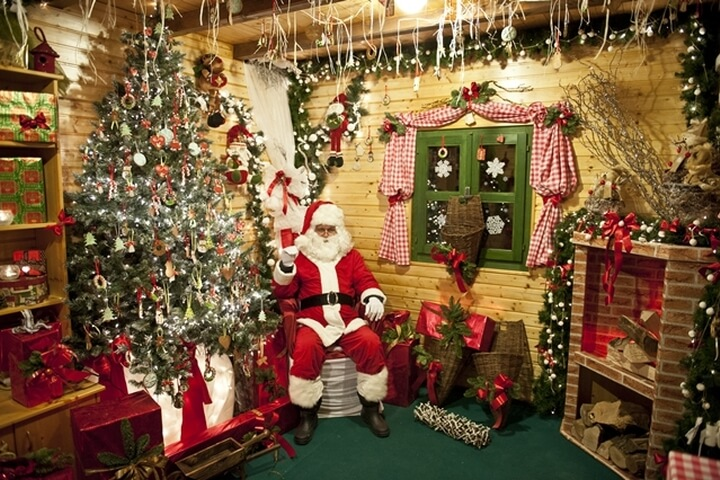 Weihnachtsmärchen im Naturpark Učka