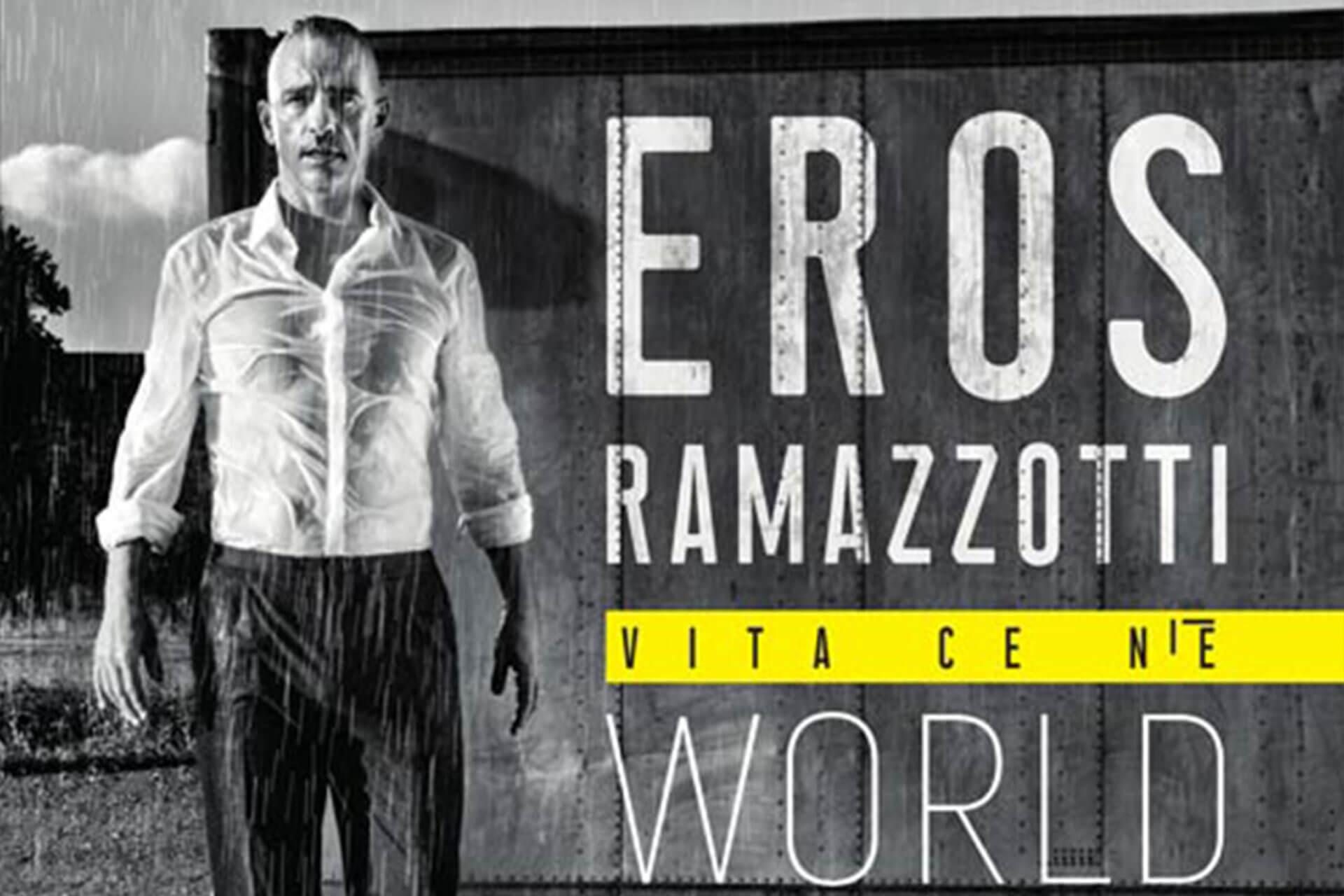 Koncert Eros Ramazzotti