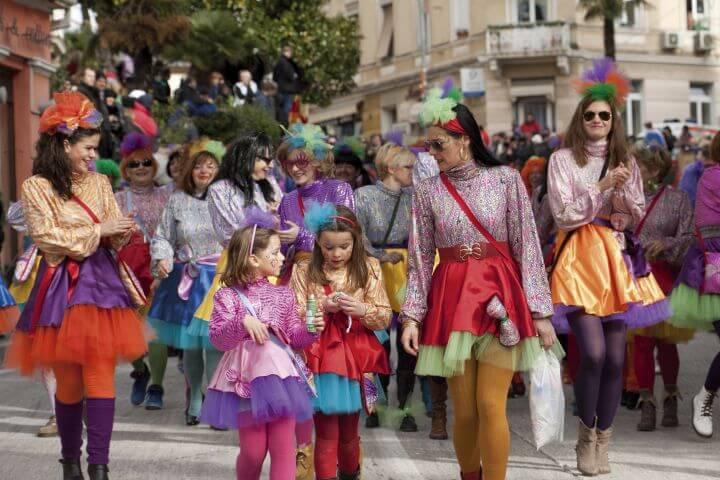 Karneval u Opatiji i Rijeci 2019.