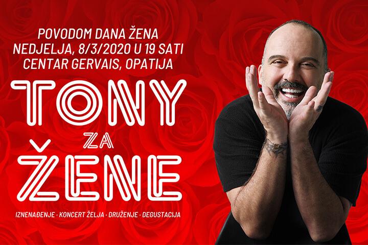 Concert Toni Cetinski