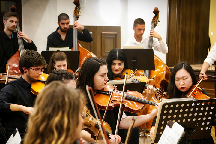 Ceman Orchestra - evening of Classical Music