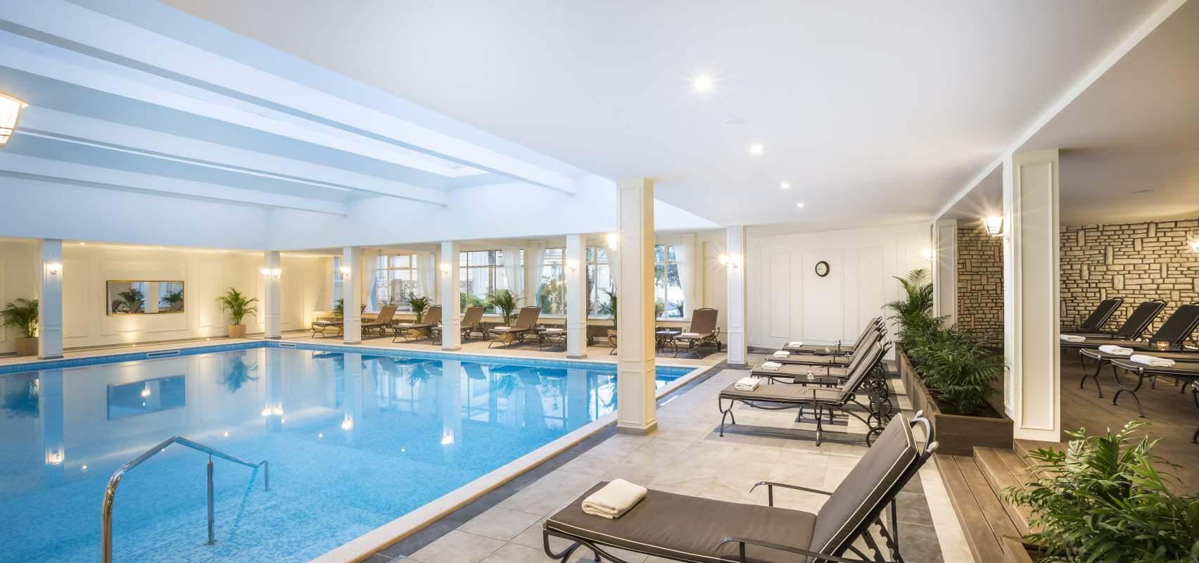 Hotel Palace Bellevue Opatija Kroatien Liburnia